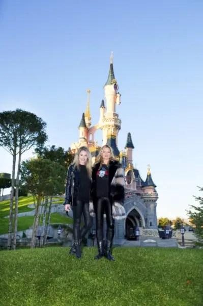 Kate Moss Attends NIKKIE x Disney Fashion Showcase at Disneyland Paris 3