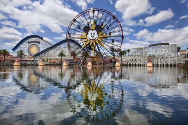 Disneyland Refurbishment 2018