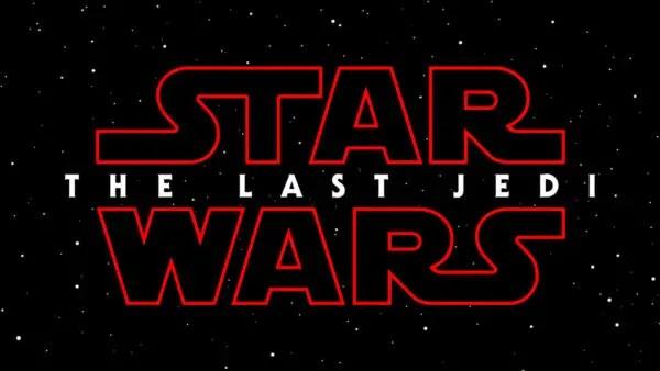 The Last Jedi Top 2017 Release