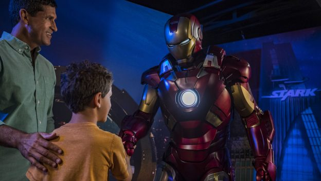 Star-Lord, Gamora, Groot, and Iron Man Make First Official Appearance During Marvel Day at Sea 1