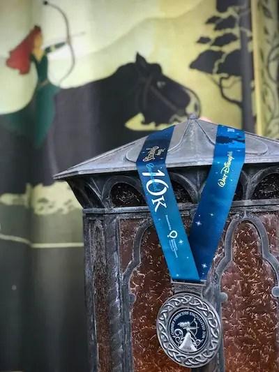 Celebrating 10 Years of the Disney Princess Half Marathon Weekend with Medal Reveals 4