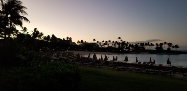 Sunrise Walking Tour of Disney's Aulani Resort & Spa 17