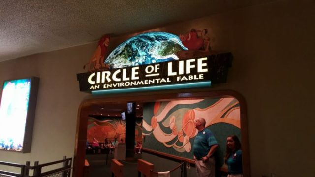 Circle of Life at The Land Pavilion Will Be Permanently Closing 1