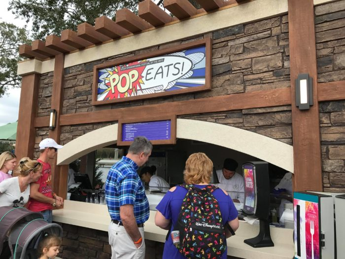 PHOTOS: 2018 Epcot International Festival of the Arts Booths, Menus and Food 11