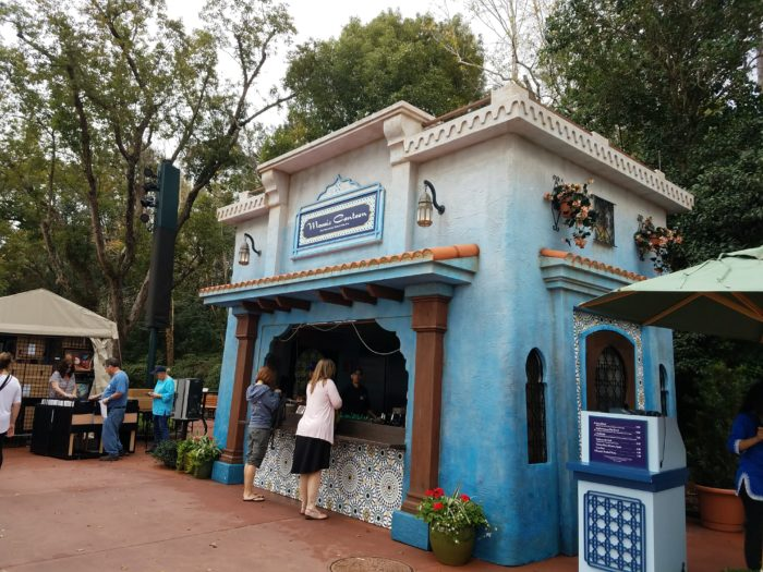 PHOTOS: 2018 Epcot International Festival of the Arts Booths, Menus and Food 55