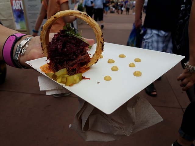 PHOTOS: 2018 Epcot International Festival of the Arts Booths, Menus and Food 83
