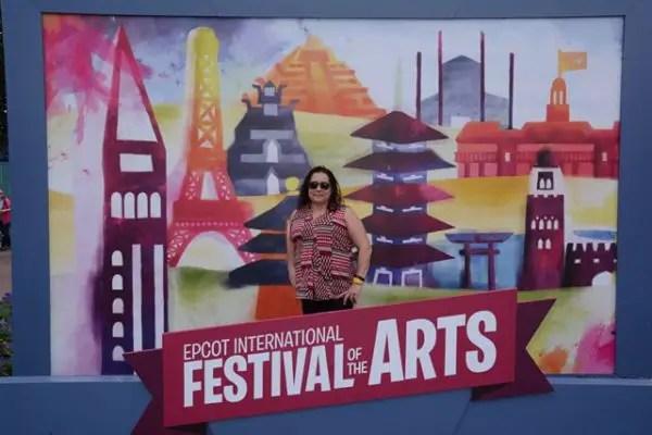 Epcot International Festival of the Arts PhotoPass