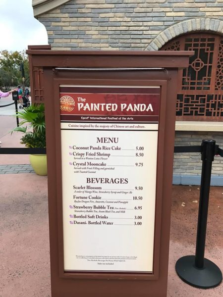 PHOTOS: 2018 Epcot International Festival of the Arts Booths, Menus and Food 26
