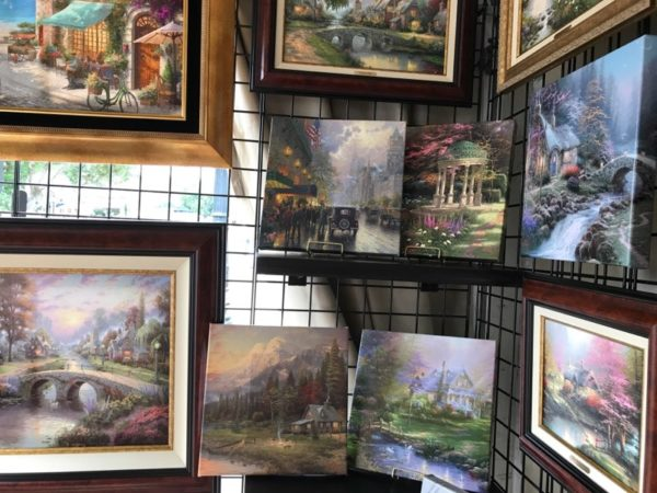 The Art and Decorations of Epcot's International Festival of the Arts 20