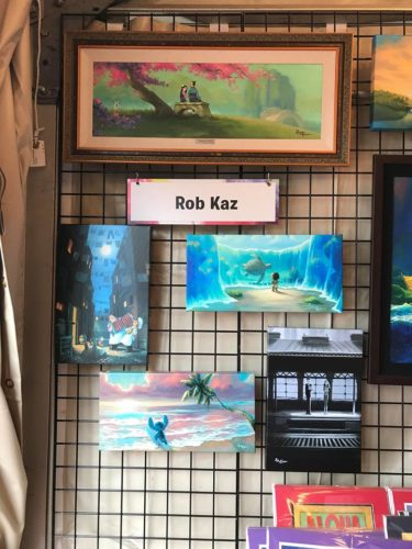 The Art and Decorations of Epcot's International Festival of the Arts 27
