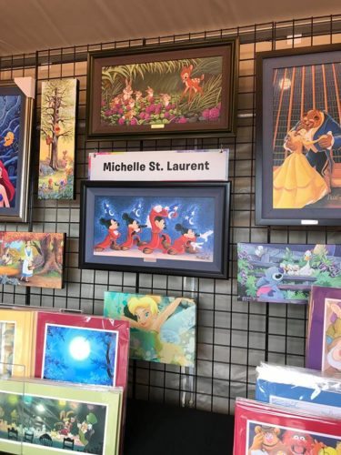 The Art and Decorations of Epcot's International Festival of the Arts 28