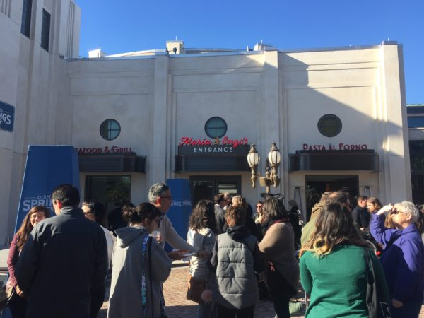 First look: All New Maria and Enzo's Ristorante at Disney Springs 1