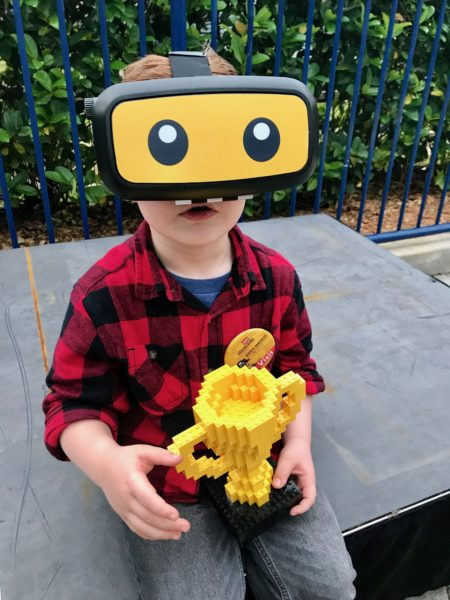 Legoland Gives Big Surprise To Last Project X Roller Coaster Rider 1