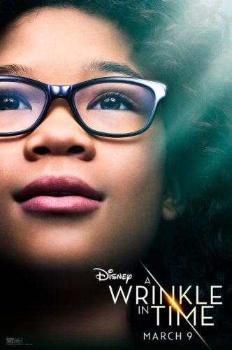 A Wrinkle in Time Posters