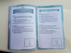 Passport Pages 22 & 23