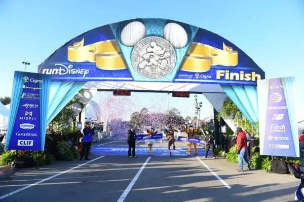 25th Annual Walt Disney World Marathon Weekend Details 1