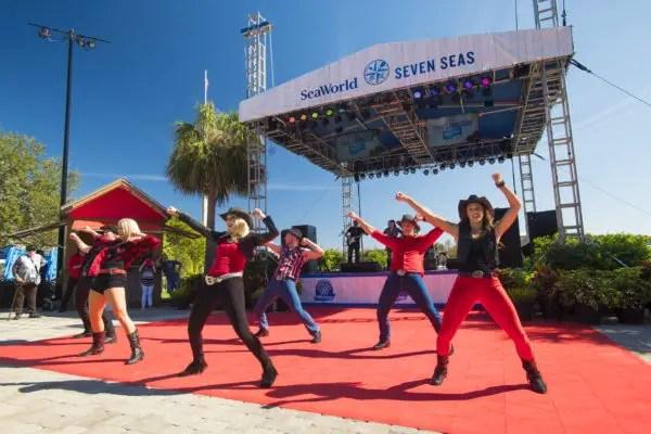 Seven Seas Food Festival Returns to SeaWorld Orlando February 17th. 11