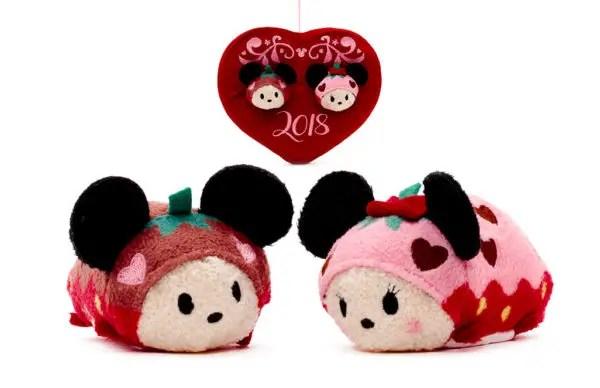 2018 Valentine's Day Tsum Tsum Set