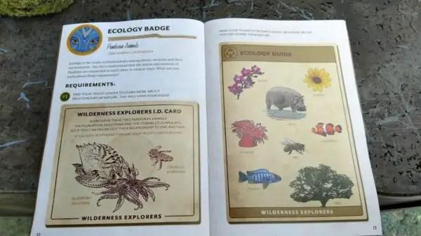 Wildlife Explorers Field Guide Update