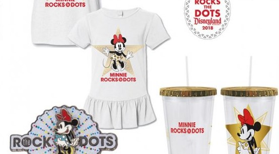 RockTheDots Merchandise