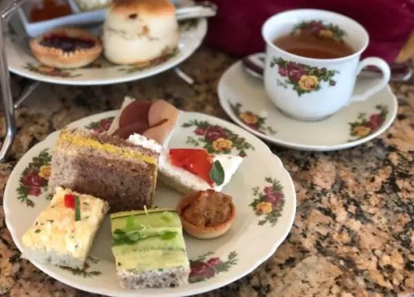Enjoy Afternoon Tea Time at Disney's Grand Floridian Resort & Spa 3