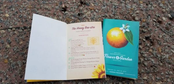 Your Passport to the Epcot Flower & Garden Festival 10