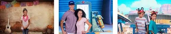 You Can Now Celebrate Disney•Pixar Films at the Disney Springs PhotoPass Studio 2