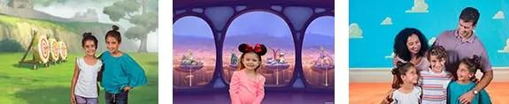You Can Now Celebrate Disney•Pixar Films at the Disney Springs PhotoPass Studio 3