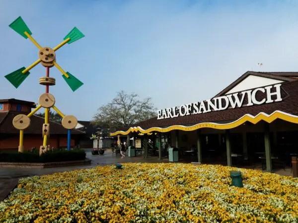 Earl of Sandwich Disney Springs Offers Awesome Breakfast Options 1