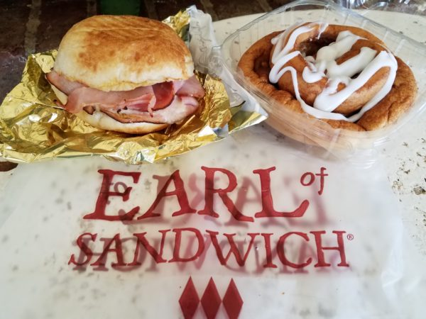 Earl of Sandwich Disney Springs Offers Awesome Breakfast Options 4
