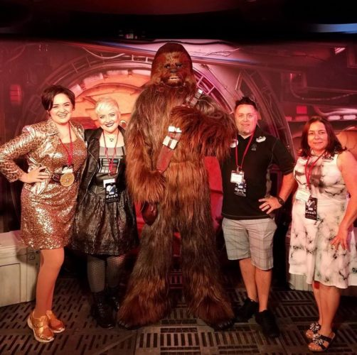Star Wars Character Meets during Star Wars Day at Sea – Disney Cruise Line 9