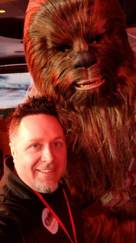 Star Wars Character Meets during Star Wars Day at Sea – Disney Cruise Line 8