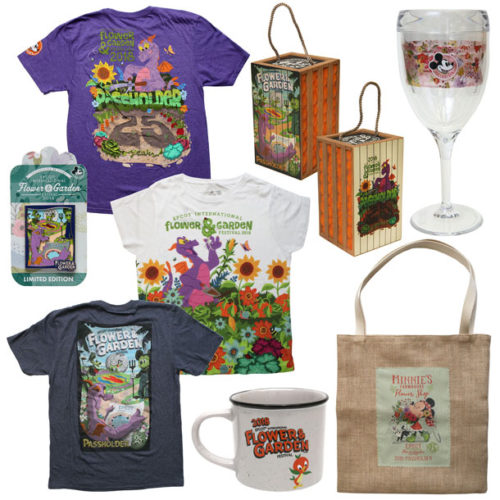 Check out the new Epcot Flower and Garden Merchandise for 2018 4