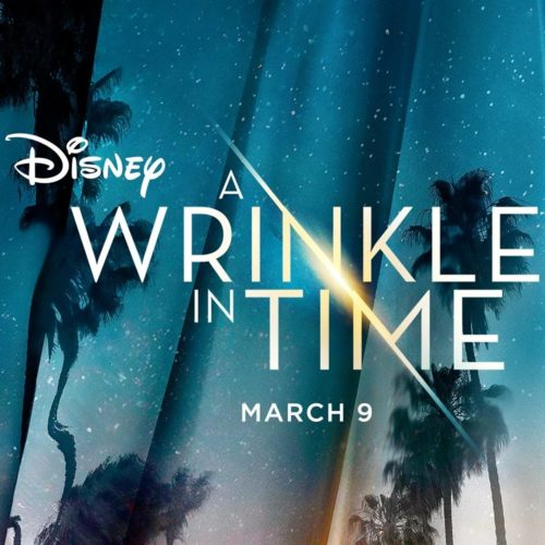A Wrinkle in Time Tickets