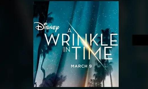 A Wrinkle in Time digital version soundtrack