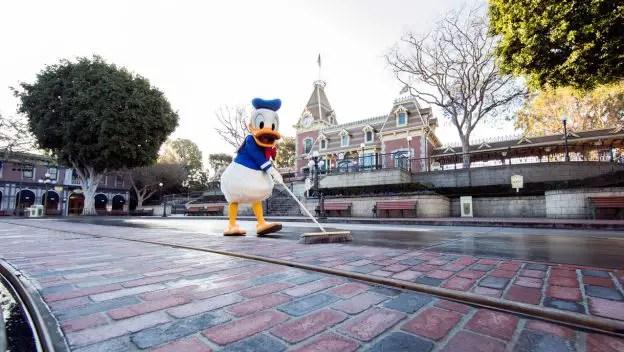 Disneyland Reveals New Brickwork on Main Street U.S.A 1