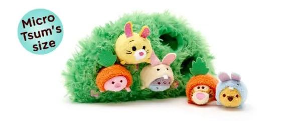 Easter Tsum Tsum Set