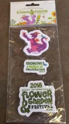 Epcot International Flower & Garden Festival Scavenger Hunt : 'Spike's Pollen Nation Exploration' 6