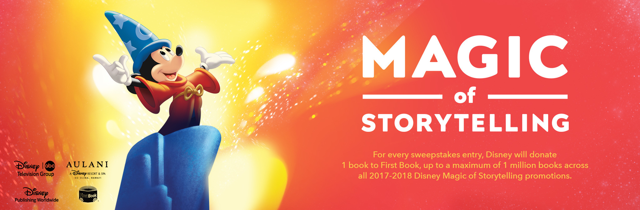 Aulani Magic Of Storytelling