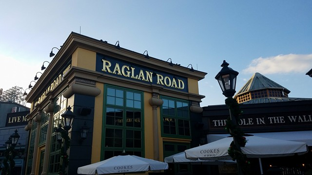 Raglan Road's Mighty St. Patrick's Festival Returns To Disney Springs For Three Days 1