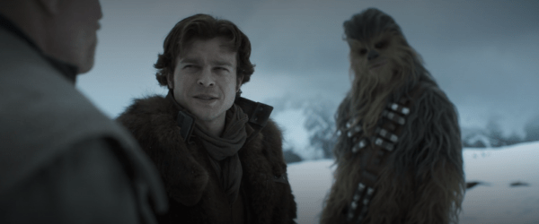 Solo: A Star Wars Story information