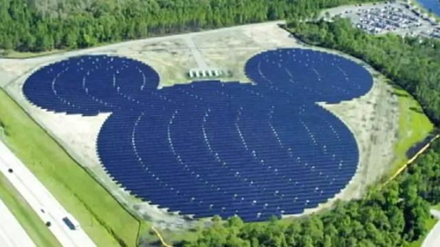 New Solar Farm To Be Built At Walt Disney World 1