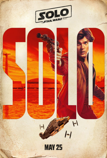 VIDEO: SOLO: A STAR WARS STORY Full Trailer Released This Morning 1