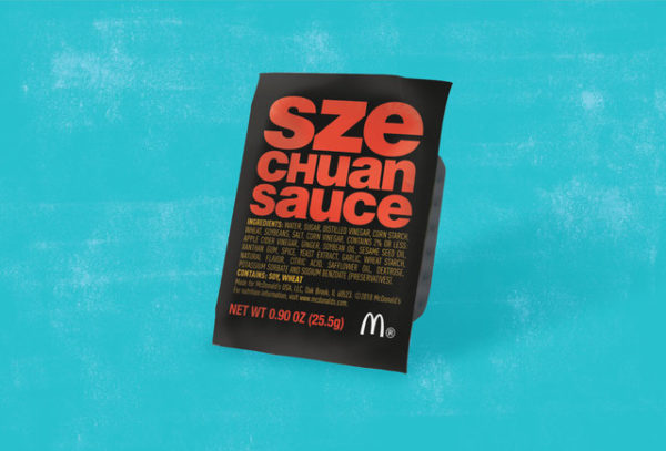 The Mulan Szechuan McNugget Dipping Sauce is Returning to McDonalds 1