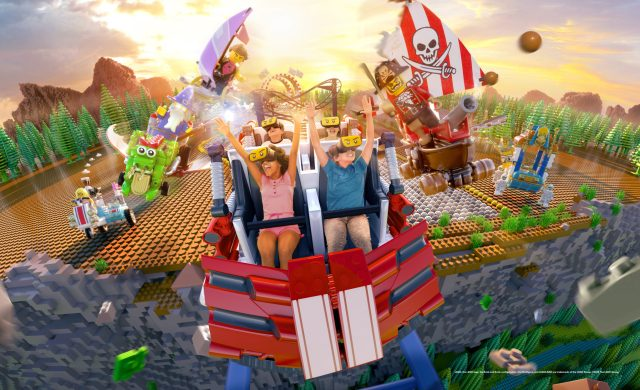 Great Lego Race Opening Date