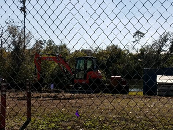 Photos: Disney is Clearing Trees to Begin Tron Construction 10