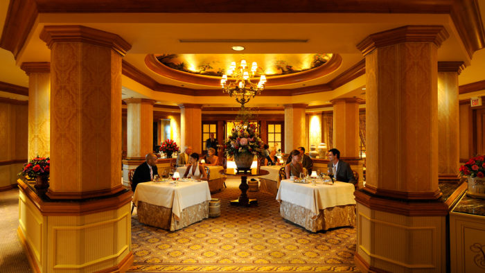 Victoria & Albert's at Disney's Grand Floridian Resort & Spa Given Top Marks By Forbes Travel Guide 1