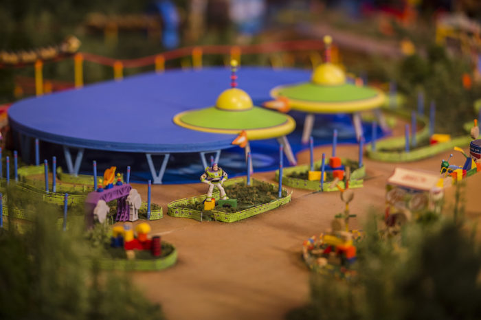 Everything We Know So Far About Alien Swirling Saucers In Toy Story Land 7