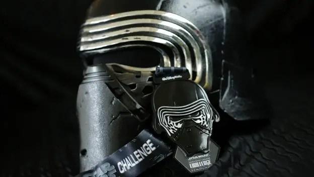 2018 Star Wars Half Marathon – The Dark Side! 1