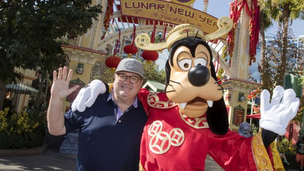 Eric Stonestreet Disneyland